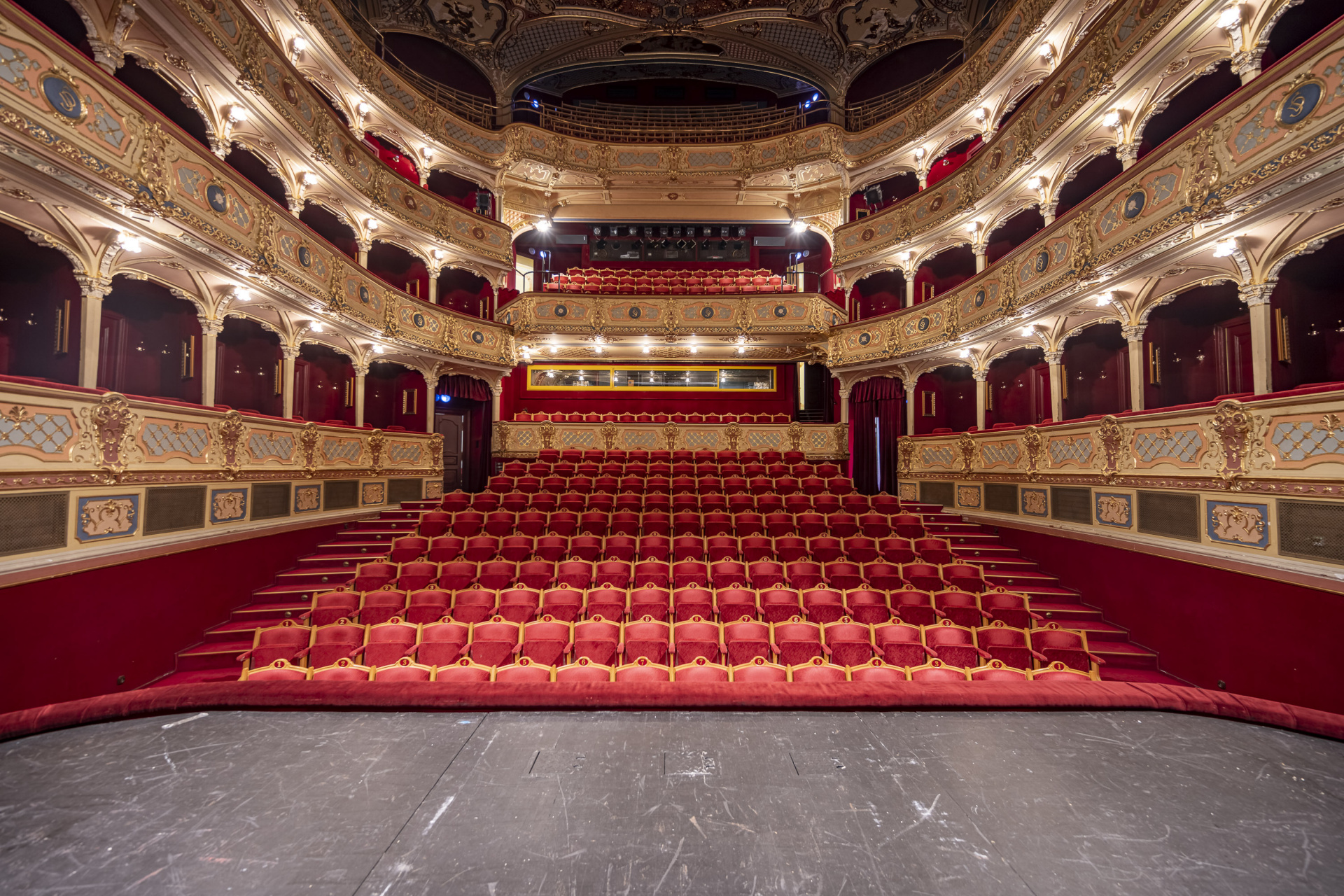 State Theatre Košice   Slovak Film Commission